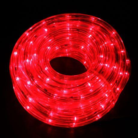 Катушка-LED, 50м, красный