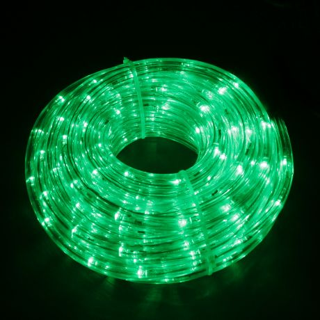 Катушка-LED, 50м, зелёный