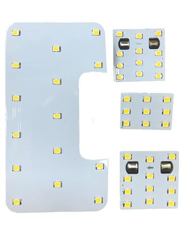 Светодиодное освещение салона KIA CEED 2012-2018