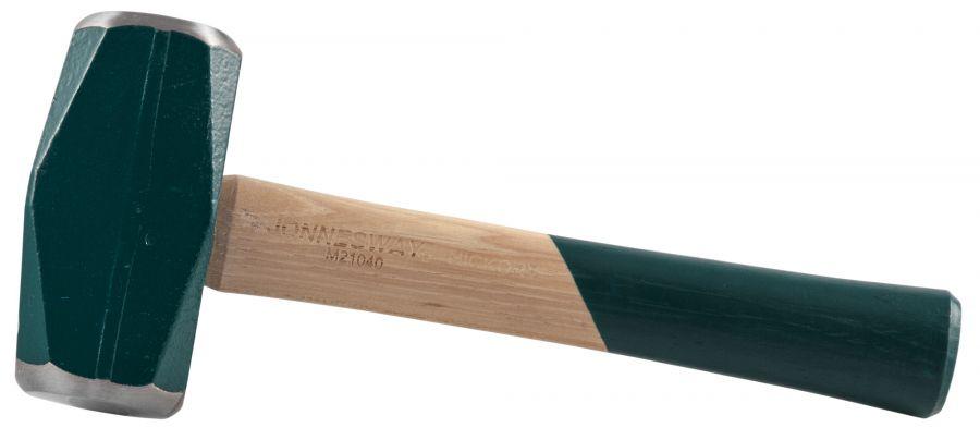 M21040 Кувалда с деревянной ручкой (орех), 1.81 кг.