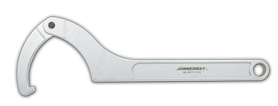 WP7180 Ключ радиусный шарнирный, 50-80 мм