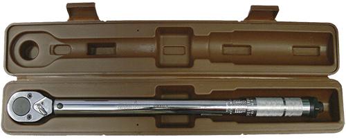 """A90039 Ключ динамометрический 3/8""""DR, 10-110 Нм"""