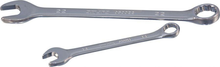 030007 Ключ гаечный комбинированный, 7 мм