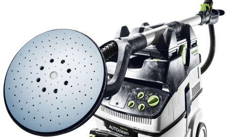 Шлифовальная машинка LHS 2 225/CTL 36-Set PLANEX FESTOOL