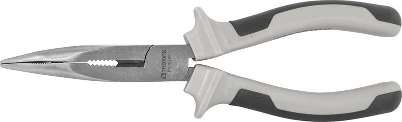 BNP0150 Длинногубцы изогнутые, 150 мм