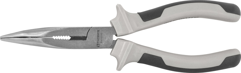 BNP0200 Длинногубцы изогнутые, 200 мм