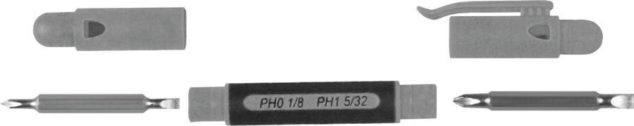 SDS41PP Отвертка карманная 4 в 1