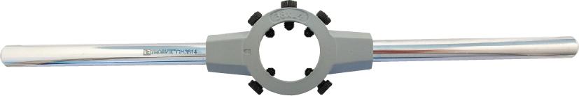 DH259 Вороток-держатель для плашек круглых ручных Ф25x9 мм