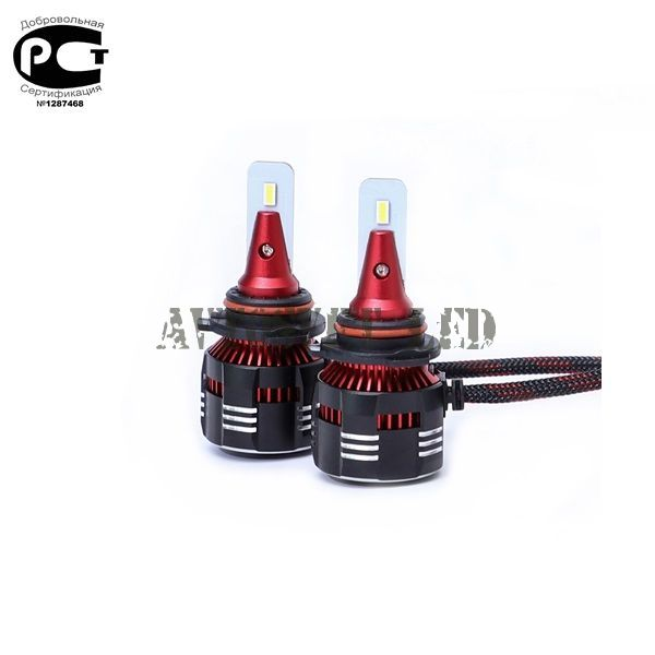 Лампы светодиодные HB4 (9006) серия Q7