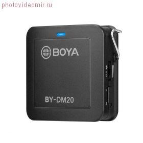 BY-DM20 Мобильный, многофункциональный, двухканальный комплект для записи