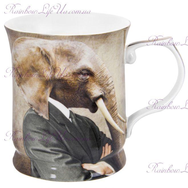 "Чашка 400 мл ""Слон"""
