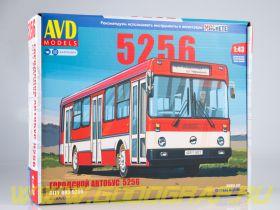 Сборная модель Ликинский автобус 5256