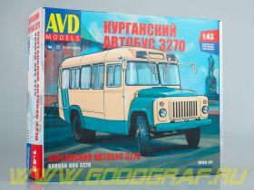 Сборная модель КАВЗ-3270