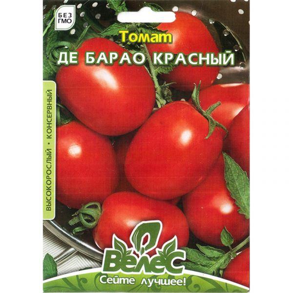 """""""Де Барао красный"""" (1 г) от ТМ """"Велес"""", Украина"""