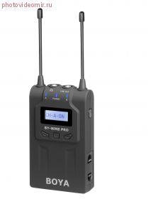 RX8 Pro Двухканальный беспроводной поясной приемник для устройств BOYA