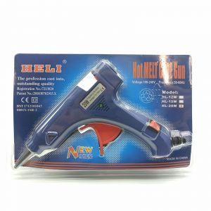 Термоклеевой пистолет с подставкой 20W, 7мм в упаковке (1уп = 2шт)