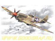 Спитфайр Mк VIII ВВС США, самолет