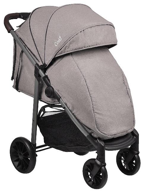 Прогулочная коляска COSTA Jenny Plus + Brown / Коричневая