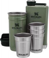 Набор Stanley Adventure Pre-Party Shot Glass + Flask Set зелёный