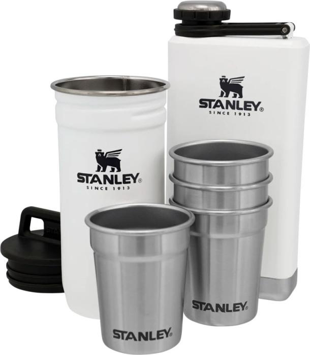 Набор Stanley Adventure Pre-Party Shot Glass + Flask Set