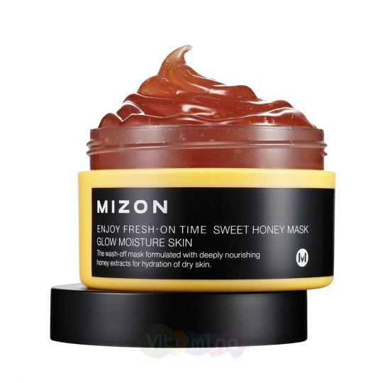Mizon Медовая маска для сухой кожи - Sweet Honey Mask
