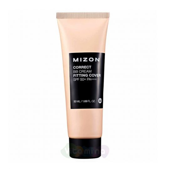 ББ крем Mizon Correct BB cream SPF50+/PA+++ 50 мл