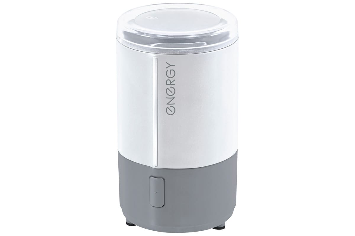 Кофемолка ENERGY EN-107 цвет белый