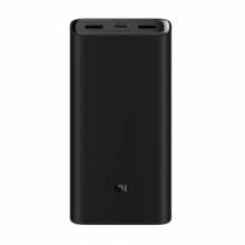 Аккумулятор Xiaomi Mi Power Bank 3 Pro 20000mAh(PLM07ZM)