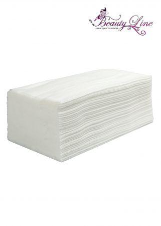 Салфетки одноразовые белые  Размер -  30/30, Плотность - 40; --- 100 штук