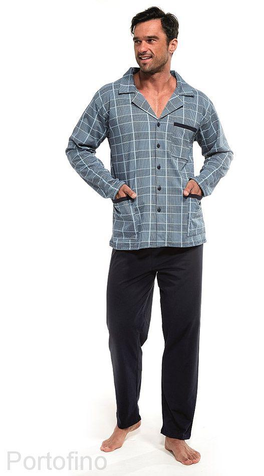 114-40 Пижама мужская Cornette