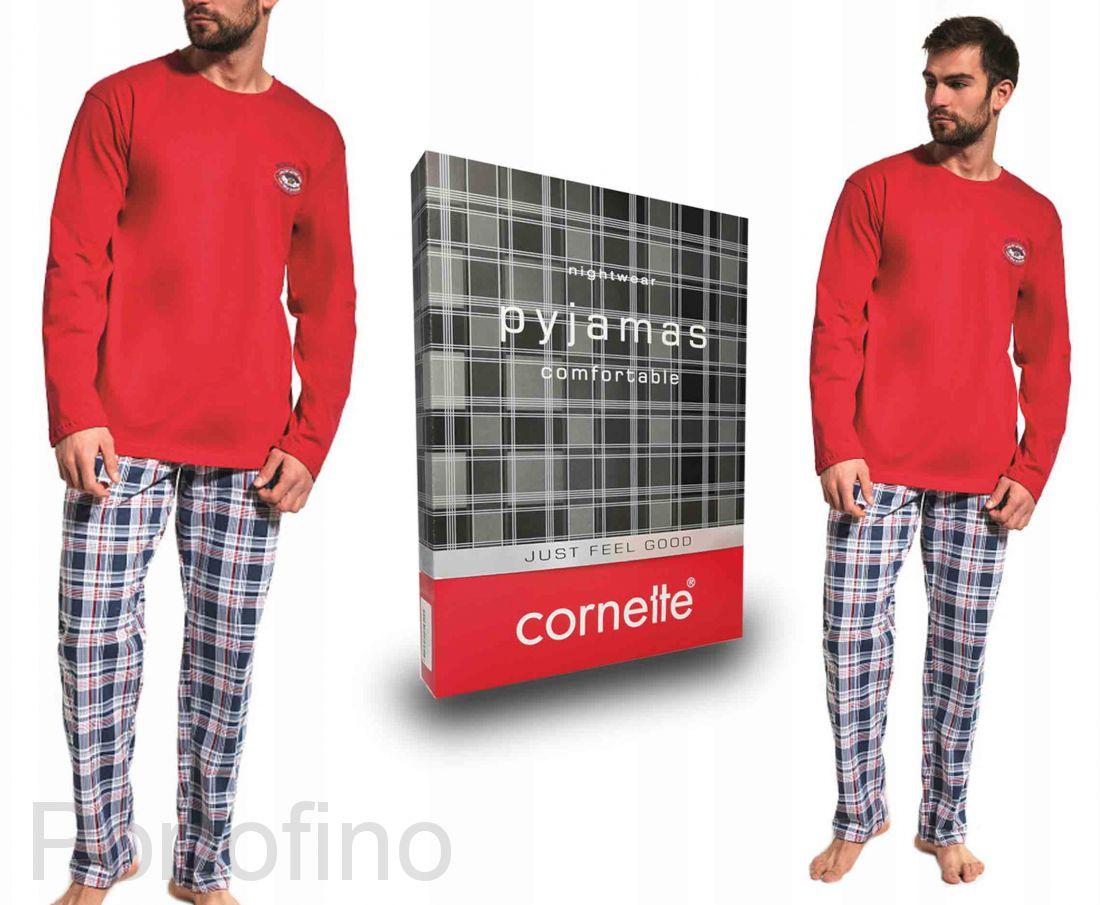 124-165 Пижама мужская Cornette