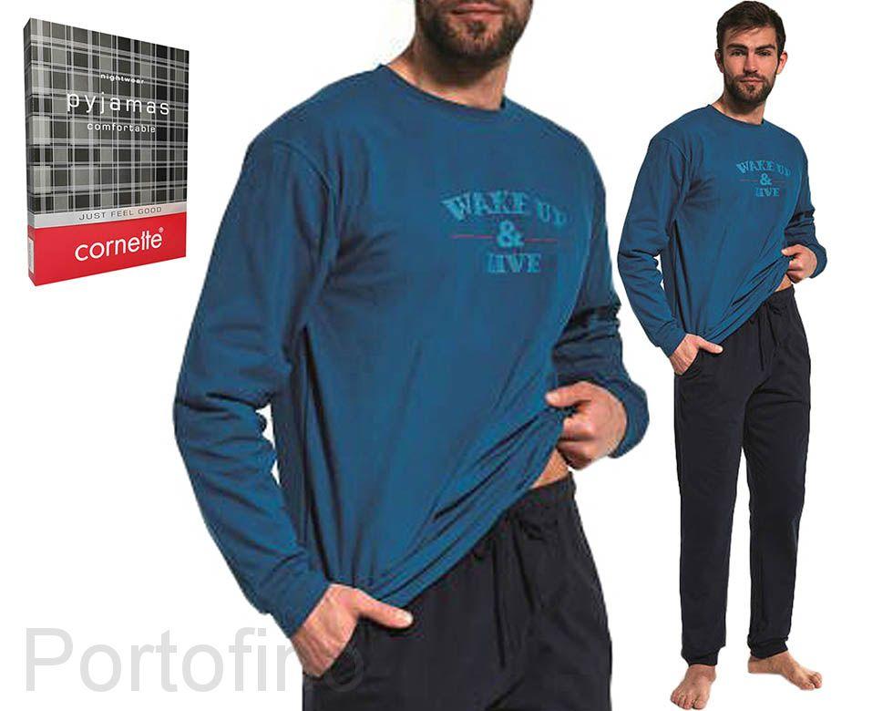 322-162 Пижама мужская Cornette