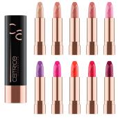 Гелевая губная помада Power Plumping Gel Lipstick CATRICE