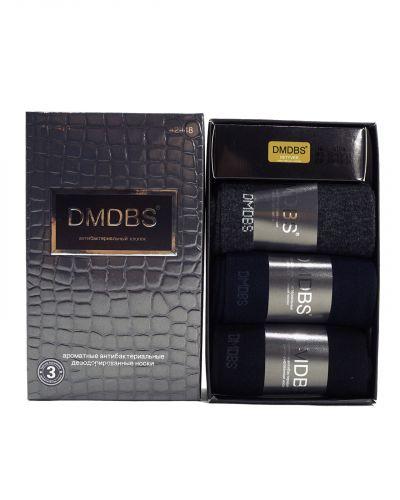Набор мужских носков DMDBS, коробка 3шт. 41-47