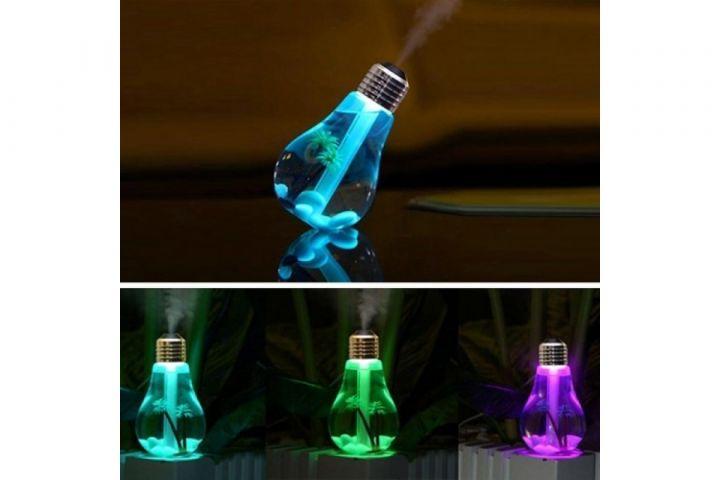 Humidifier Fenghuang Sever Color Lamp Bottle увлажнитель воздуха