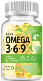 4ME NUTRITION OMEGA 3-6-9 (60 капсул)