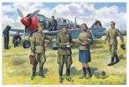 Фигуры, Пилоты и техники ВВС СССР (1943-1945 г.)