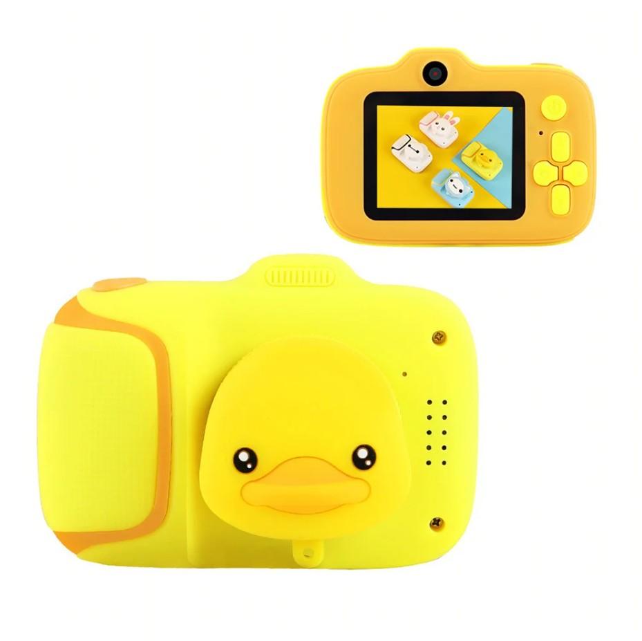 Детский цифровой мини фотоаппарат Cartoon Camera