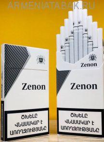 (040)Zenon  silver SS (оригинал) АМ