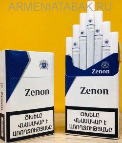 (042)Zenon blue king size (оригинал) АМ