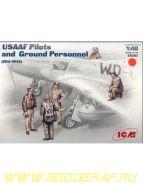 Фигуры, Американские пилоты и техники