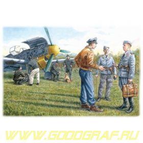 Фигуры Наземный персонал ВВС Германии (1939-1945)