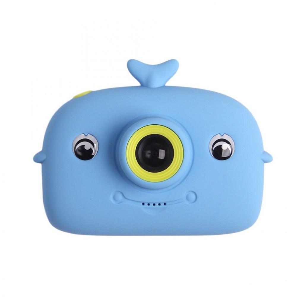 Детский цифровой фотоаппарат Дельфин