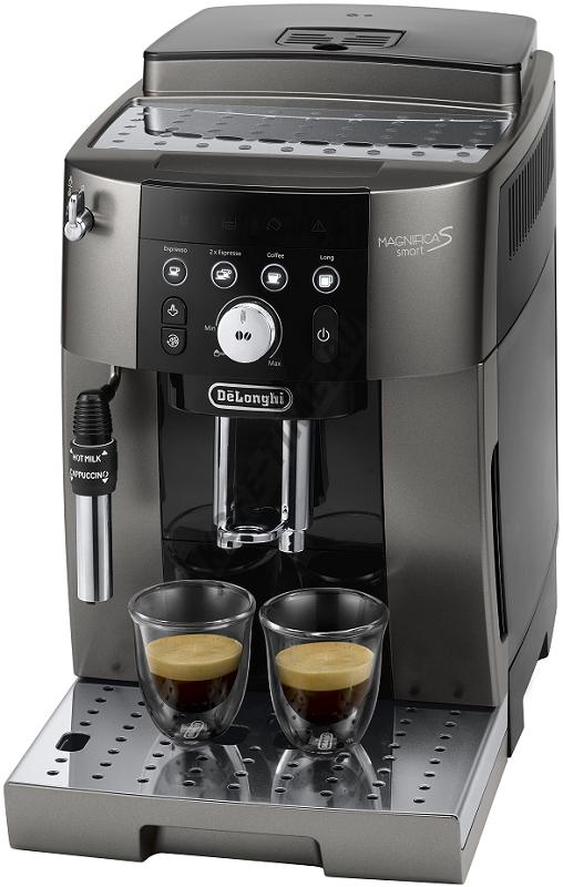 Кофемашина DeLonghi Magnifica S Smart ECAM 250.33.TB