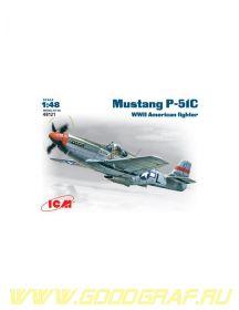 Самолет P-51 C  ВВС США