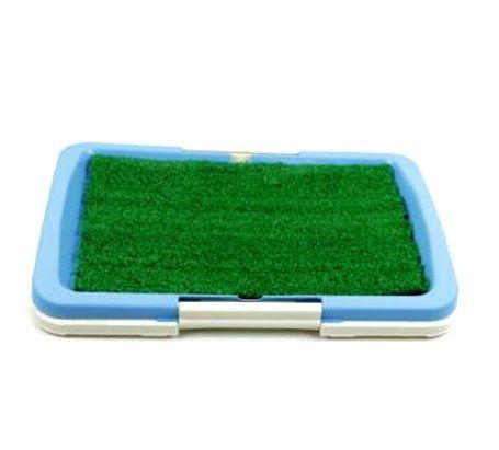 Туалет для собак с травой 47х34х5.5 см