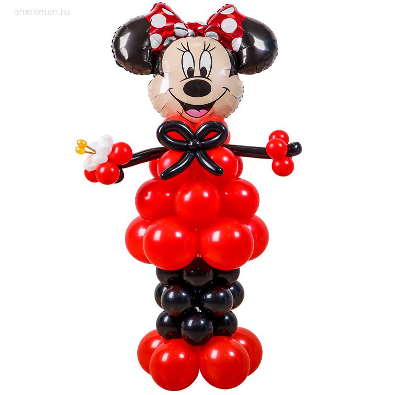 Минни - Маус из шариков