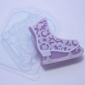 Форма для мыла и шоколада Конек ажурный