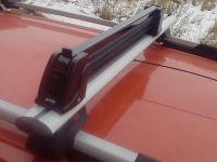Багажник для лыж и сноубордов - крепление Inter для 5 пар лыж / 4 сноубордов