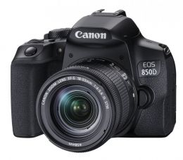 Фотоаппарат Canon EOS 850D Kit 18-55 IS STM